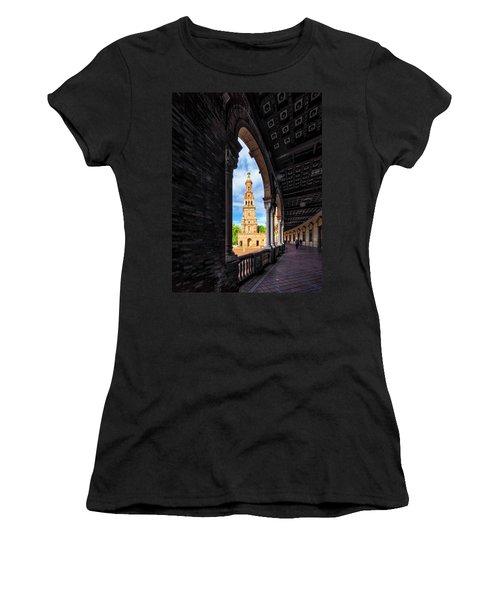 The View Again. Women's T-Shirt