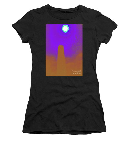 The View From Elsewhere Women's T-Shirt (Athletic Fit)
