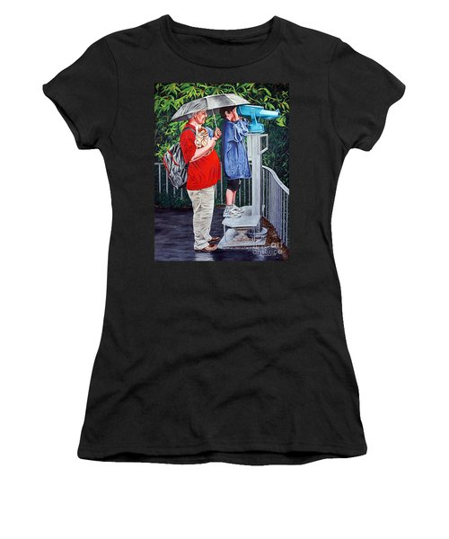 The Vision Women's T-Shirt (Athletic Fit)