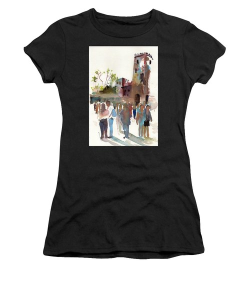 The Visitors Women's T-Shirt