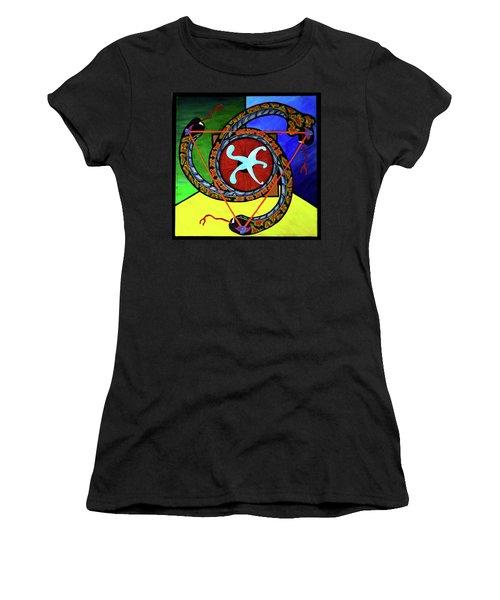 The Vitruvian Serpent Women's T-Shirt