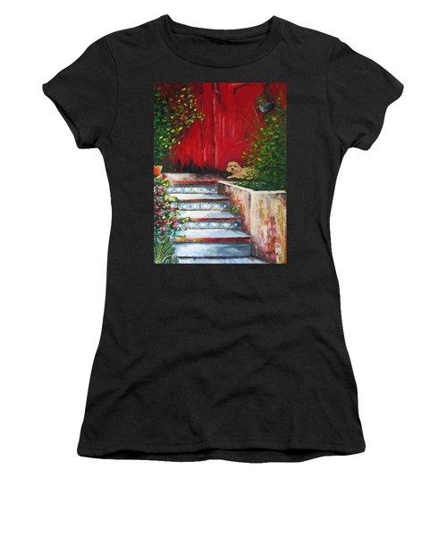 The Wait Women's T-Shirt (Athletic Fit)