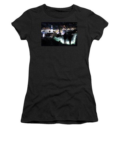 The Walk Into Town- Women's T-Shirt