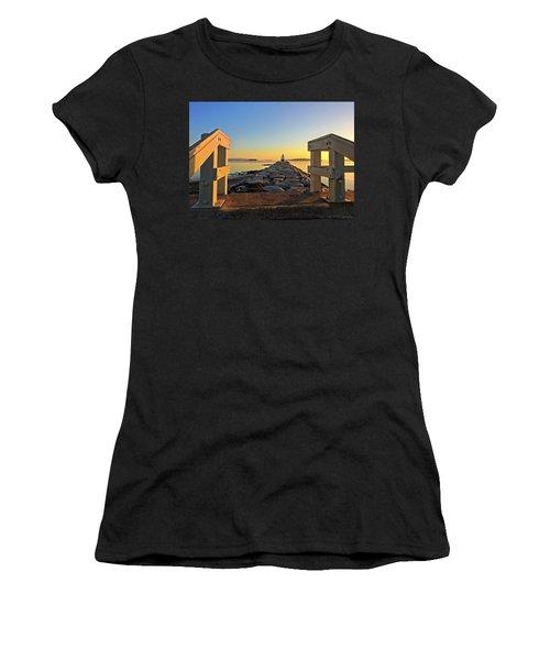 The Walkway Women's T-Shirt