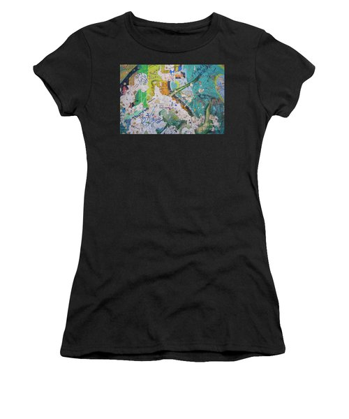 The Wall #8 Women's T-Shirt