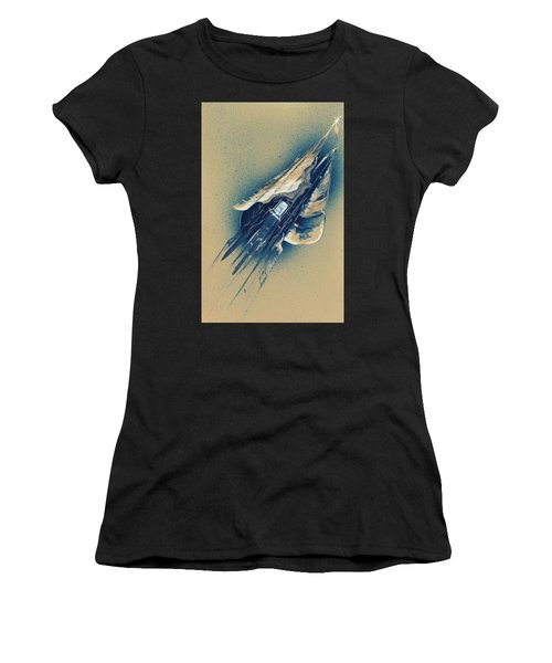 The Watchtower Women's T-Shirt (Athletic Fit)