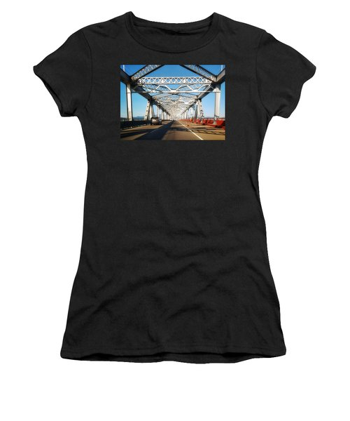 The Way To New Orleans Women's T-Shirt (Athletic Fit)