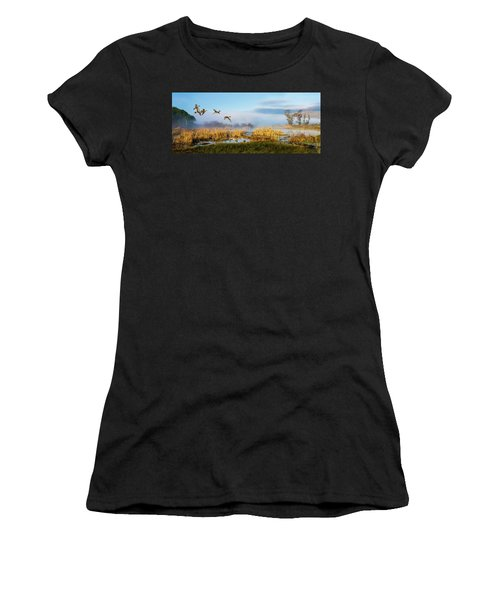 The Wetlands Women's T-Shirt (Junior Cut)