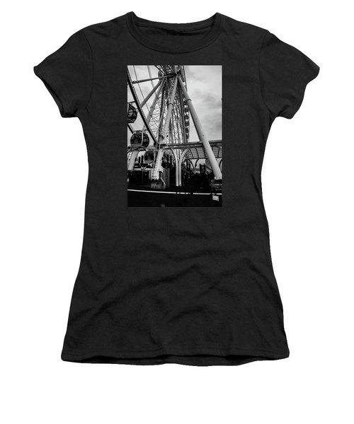 The Wheel Seattle  Women's T-Shirt