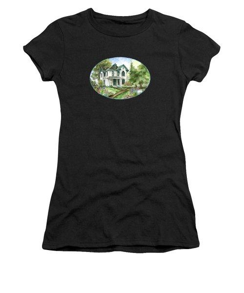 The White Farmhouse Women's T-Shirt