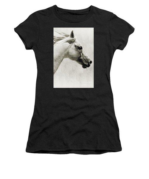 The White Horse IIi - Art Print Women's T-Shirt