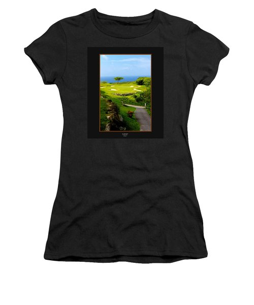 The White Witch Jamaica Women's T-Shirt (Athletic Fit)