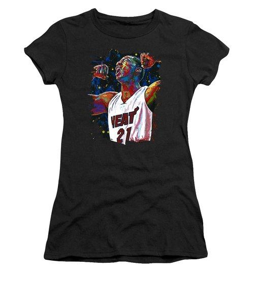 The Whiteside Flex Women's T-Shirt
