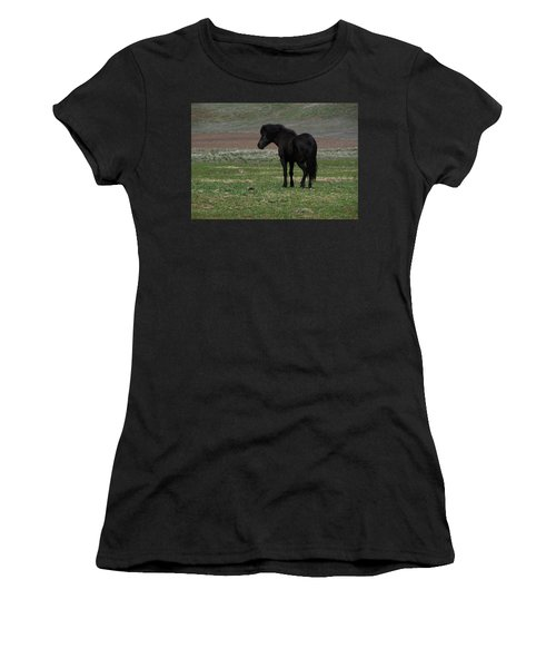 The Wild One Women's T-Shirt (Athletic Fit)