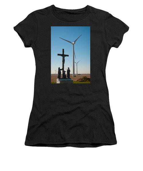 The Wind Women's T-Shirt (Athletic Fit)