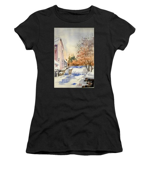 The Winter Mill Women's T-Shirt (Athletic Fit)