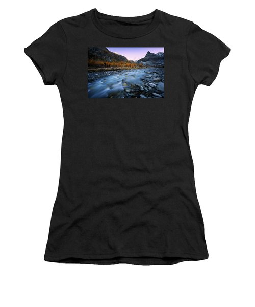 The Witnesses Women's T-Shirt (Athletic Fit)