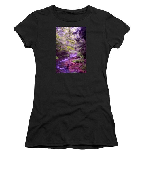 The Wonder Of Nature Women's T-Shirt (Athletic Fit)