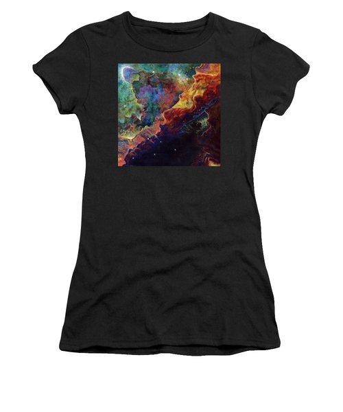 The Word Women's T-Shirt (Junior Cut) by Suzanne McKee