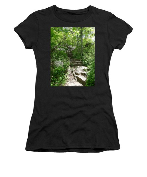 The Work Of Unknown Hands Women's T-Shirt