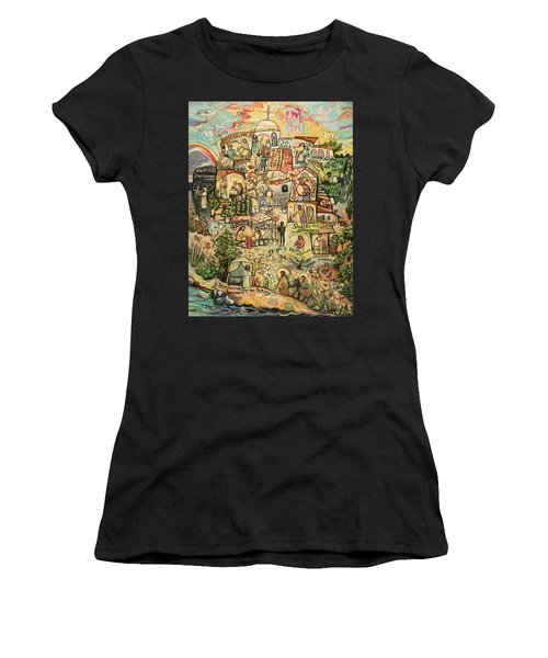 The Works Of Mercy Women's T-Shirt