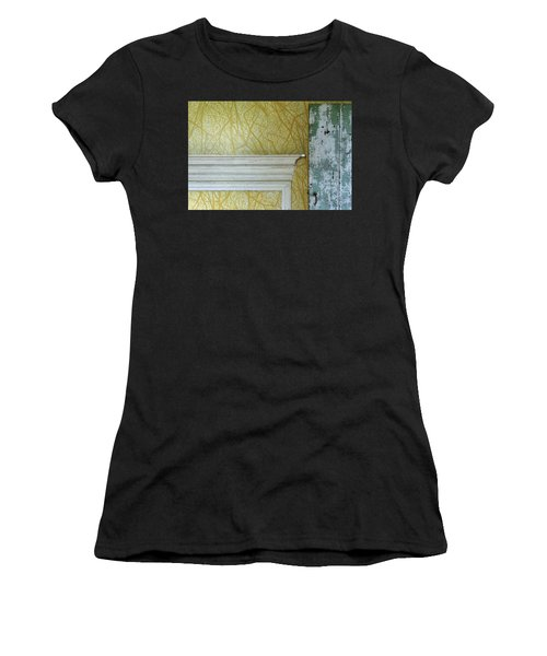 The Yellow Room No. 3 - Detail Women's T-Shirt (Athletic Fit)