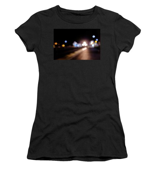 There Is A Train Coming In Winter Park Florida Women's T-Shirt