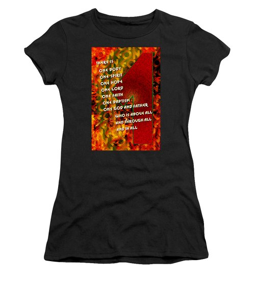 There Is Only One Women's T-Shirt