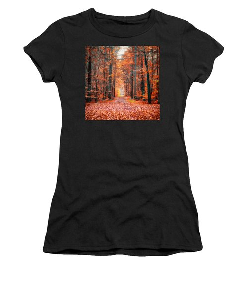 Thetford Forest Women's T-Shirt