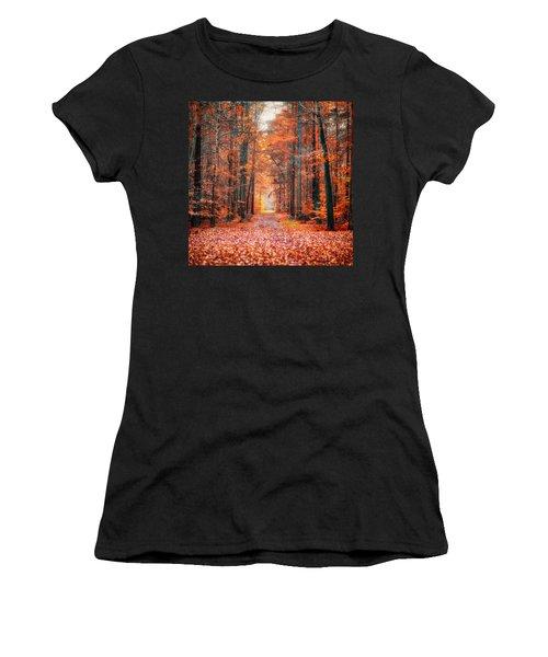 Thetford Forest Women's T-Shirt