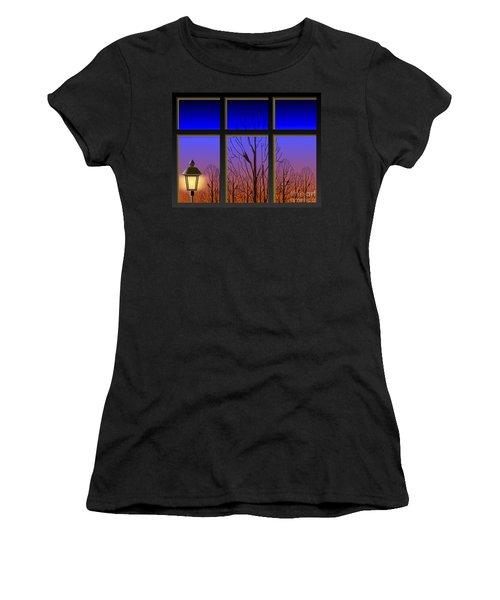 The Window II Women's T-Shirt (Athletic Fit)