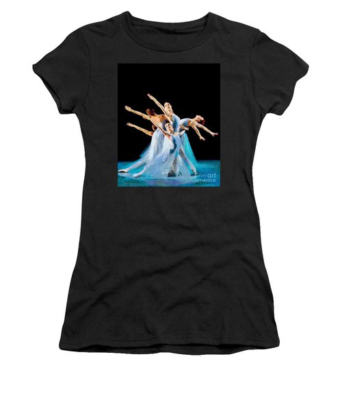 They Danced Women's T-Shirt