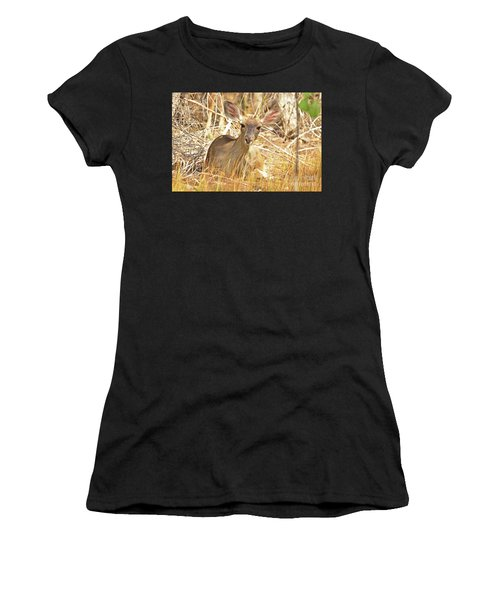 Thicket Women's T-Shirt (Athletic Fit)