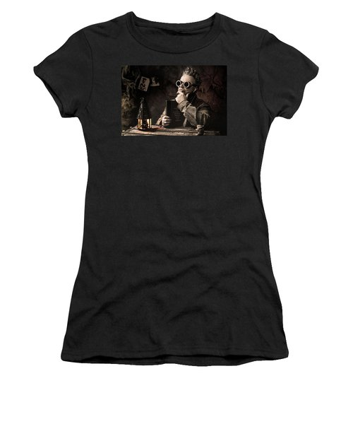 Things To Consider - Steampunk - World Domination Women's T-Shirt