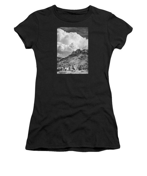 Thirsty Earth Women's T-Shirt (Junior Cut) by Racheal  Christian