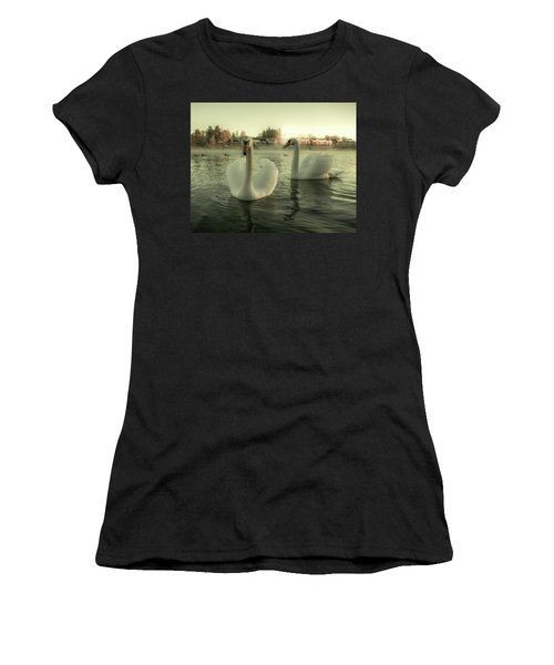 This Is Purity And Innocence Women's T-Shirt (Athletic Fit)