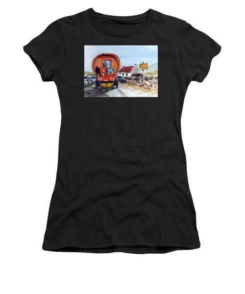 F 808  Whats Your Hurry  Women's T-Shirt