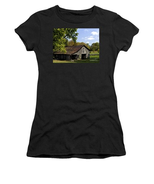 This Old Barn Women's T-Shirt (Athletic Fit)