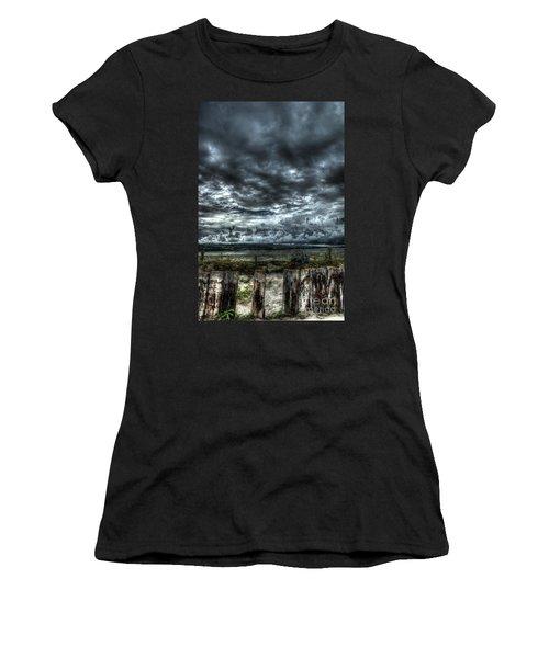 Threatening Sky Women's T-Shirt