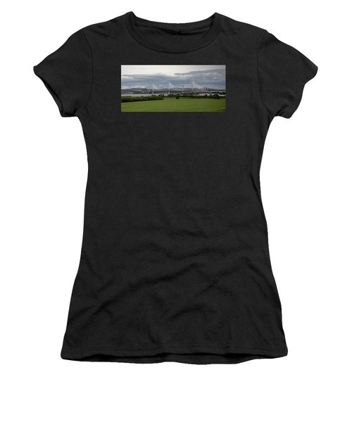 Three Bridges Over The Forth Women's T-Shirt