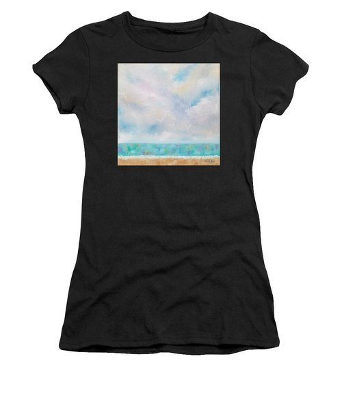 Three By The Sea Women's T-Shirt (Athletic Fit)