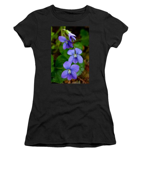 Three For The Show Women's T-Shirt