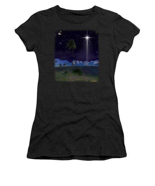 Three Kings Women's T-Shirt (Athletic Fit)