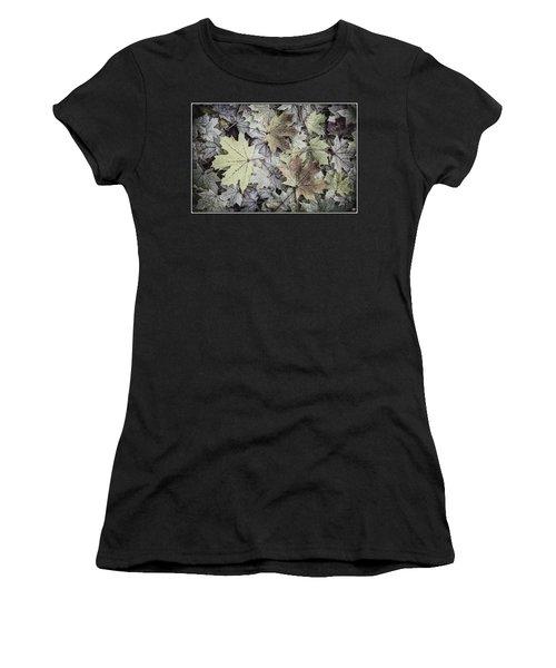 Three Leaves Women's T-Shirt