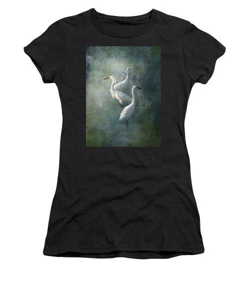 Three Of A Kind Women's T-Shirt