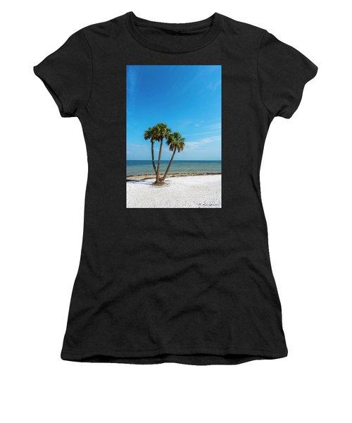 Three Palms Women's T-Shirt