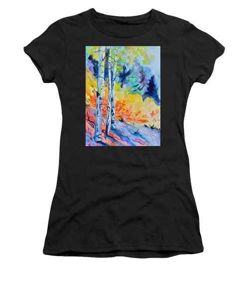 Three Trees Women's T-Shirt