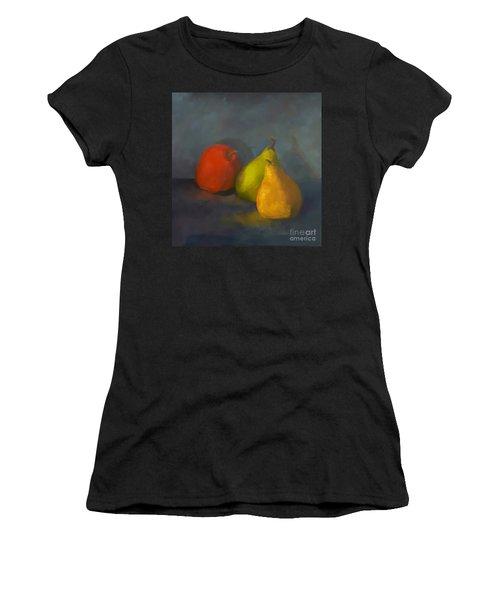 Three's A Crowd Women's T-Shirt