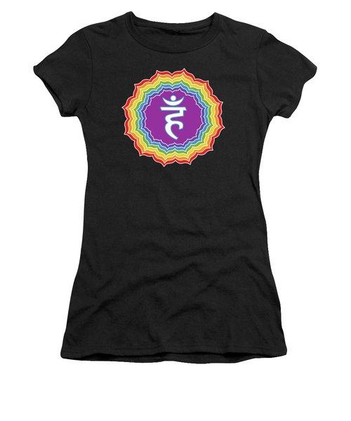 Throat Chakra Women's T-Shirt
