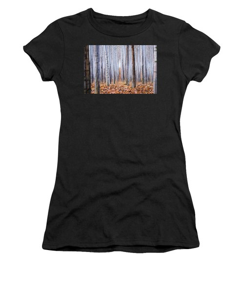Through The Layers Women's T-Shirt